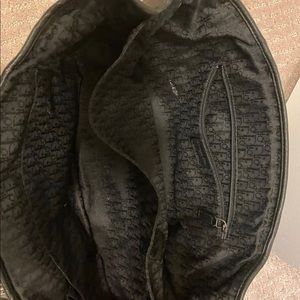 Dior Bags - CHRISTIAN DIOR Lambskin Plisse Pleated Basket Tote